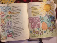 MS woman's Bible illustrations go viral
