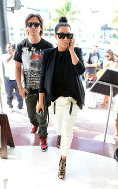 d32429bc4fc Kim and Johnathan Chanel Shoes