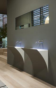 Strappo sink