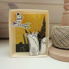 Small high rapido - Twenty-four hours one Origami Paper Art, Diy Paper, Paper Crafts, Matchbox Crafts, Matchbox Art, Diy And Crafts, Crafts For Kids, Shadow Box Art, Tin Art
