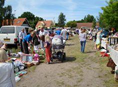 Kræmmermarked i Rørvig