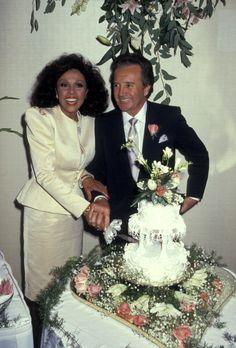 Diahann Carroll Wedding   diahann carroll and vic damone during wedding of diahann carroll and ...