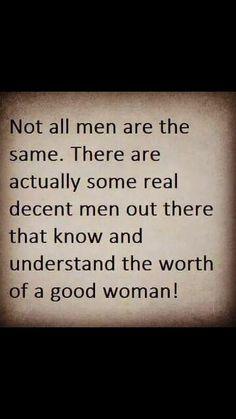 Be a gentlemen.