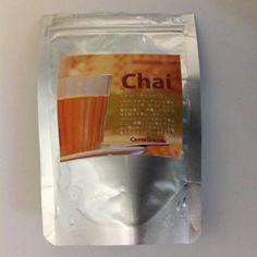 煮出し紅茶のチャイ用の茶葉を、ティーマグ