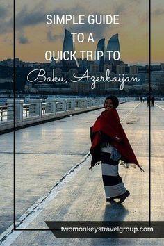 Simple Guide to a Quick Trip to Baku, Azerbaijan @michaelsusanno @emmammerrick @emmasusanno  #MAGICALAZERBAIJAN