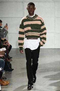 Raf Simons | Menswear - Autumn 2017 | Look 17