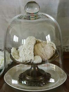 549 Best Cloches Images In 2018 Bell Jars Cloche Decor