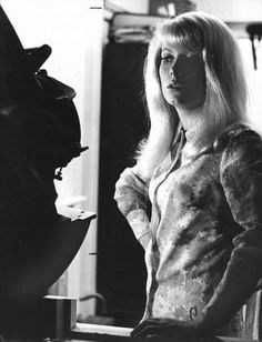 """Repulsion"" Catherine Deneuve"