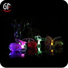 Wedding Favor LED Fiber Optical Butterfly, View Wedding Favor LED Fiber Optical Butterfly, GF Product Details from Shenzhen Greatfavonian El...