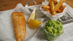 Fish And Chips, Guacamole, Mexican, Ethnic Recipes, Food, Essen, Meals, Yemek, Mexicans