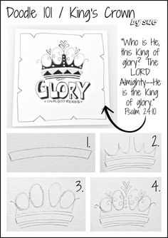 BAJ:Doodle101:KINGScrown:PM:Sue Carroll