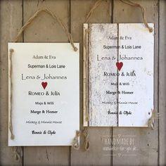 Wir gehören zusammen wie Adam & Eva ..... (Midi)