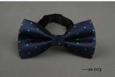 Polyester Men's Bow Tie Brand Classic Dot Solid Ties Bowtie Business Shirts Bowknot Bow Ties Cravats Accessories