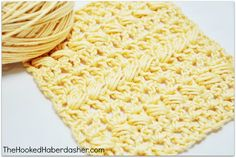 V & Puff Stitch Tutorial by the Hooked Haberdasher