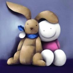Hepplestone Fine Art is your one stop online shop to buy Doug Hyde pencil sketches, limited edition prints, sculpture, paintings at affordable prices What To Draw, Rabbit Art, Heart Art, Whimsical Art, Limited Edition Prints, Hyde, Artist Art, Cute Art, Illustration Art