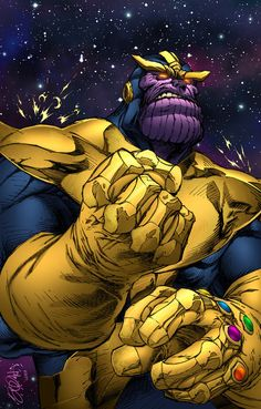 I've always loved the story of Thanos and the Infinity Gauntlet. I just about squeeled when I saw the gauntlet in the Thor movie. And then Thanos showed up. So needless to say, I'm looking forward ...