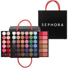 Sephora Collection Medium Makeup Shopping Bag <p><b>Lo que es:</b><br>Una increíble paleta de maquillaje en forma de la bolsa de compras de Sephora.