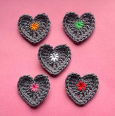 25 Beste Afbeeldingen Van Gehaakt Hart Patronen Yarns Crochet