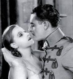 Greta Garbo and John Gilbert, Flesh and the Devil, 1926                                                                                                                                                                                 More