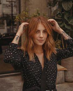 Hair Inspo, Hair Inspiration, Curly Hair Styles, Natural Hair Styles, Natural Red Hair, Underlights Hair, Ginger Hair, Brunette Hair, Hair Cuts