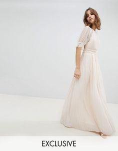 TFNC WEDDING Pleated