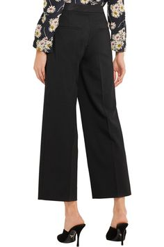 Prada - Cropped Stretch-wool Straight-leg Pants - SALE20 at Checkout for an extra 20% off