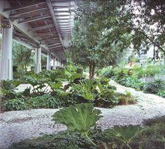gilles clement - Jardin La Defence Paris