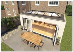 Roof Lantern Extension Ideas (42)