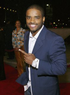 Larenze Tate...yup, the crush is still there.