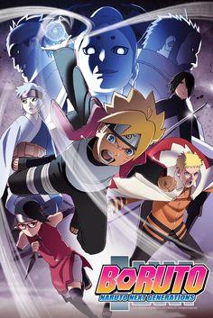Boruto Uzumaki, son of Seventh Hokage Naruto Uzumaki, has enrolled in the Ninja Academy to learn the ways of the ninja. The sequel manga to the Naruto. Naruto Uzumaki, Anime Naruto, Kakashi, Boruto Episodes, Super Anime, Shikadai, Boruto Rasengan, Sasunaru, Pokemon