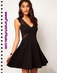 Siyah mezuniyet elbiseleri,kısa mezuniyet elbiseleri,mezuniyet gece elbisesi 2016 - ForumTutkusu.Com - Forum Tutkunlarının Tek Adresi