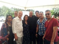 Festival du Livre de Marrakech, avec Lamia Berrada, Rachid Khaless, Guillaume Jobin, Jean Zaga, Mohamed Nedali, Siham Bouhlal, Abdellah Baida et Youssef Wahboun.