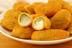 Crisp Little Jalapeno Poppers are a Delicious and Easy Appetizer