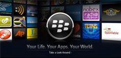 RIM app store renamed BlackBerry World (21.01.2013)