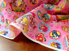 Hey, I found this really awesome Etsy listing at https://www.etsy.com/listing/188352850/japanese-fabric-cotton-suite-pretty-cure