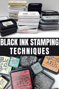 Card Making Tips, Card Making Tutorials, Card Making Techniques, Card Tricks, Making Cards, Distress Ink Techniques, Distress Oxide Ink, Alcohol Markers, Ink Stamps
