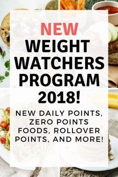 New Weight Watchers Freestyle Program for 2018! Learn more about what we know about the new program, daily points, new zero points foods, and more.