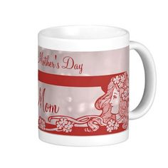 Mothers Day is for Mom Coffee Mug Design by Janz