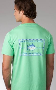 Original Skipjack   Short Sleeve Tshirt   Southern Tide