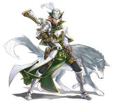 Valiant Force Contest - Gun Knight Judecca