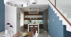 Analizaremos 10 modelos de fachadas de casas de un piso paradescubrirlos elementos constructivos, formas y acabados de construcción de viviendas contemporáneas que seguramente te van a inspirar e…