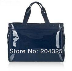 evening bags New arrival women s handbag AJ bag shoulder bag japanned  leather patent leather oil skin PU jelly handbag 6616 bag fb11d3de67a5a