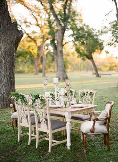 Casual Elegant Outdoor Wedding Inspiration on Style Me Pretty. See more here: http://www.StyleMePretty.com/2014/02/28/cozy-outdoor-wedding-inspiration/ Loft Photographie LLC