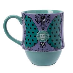 Minnie Mouse: The Main Attraction Mug – The Haunted Mansion – Limited Release | shopDisney