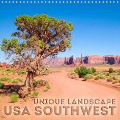 USA SOUTHWEST Unique landscape - CALVENDO