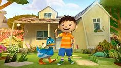 Zack and Quack - World Exclusive on Nick Jr.