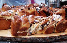 עוגת שמרים עם חלבה וסילאן – אורן בקר