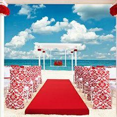 Romantic red #destin