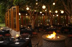 5. Spencer's Restaurant in Palm Springs