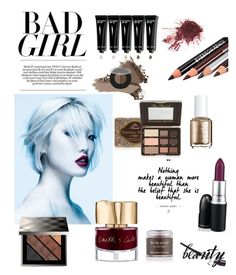 """""""Bad girl #afterdark"""" by princess-07 ❤ liked on Polyvore featuring beauty, Sara Happ, Essie, MAC Cosmetics, Bobbi Brown Cosmetics, Too Faced Cosmetics, Smith & Cult and Burberry"""